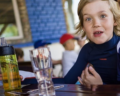 """Półkolonie żeglarskie UKS """"Szkwał"""" Legionowo - Port Pilawa, Białobrzegi, Polska, 30.07.2020 r. fot. Michał Szypliński/NTN Snow & More"""